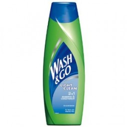 Wash&Go 2in1 Light Clean